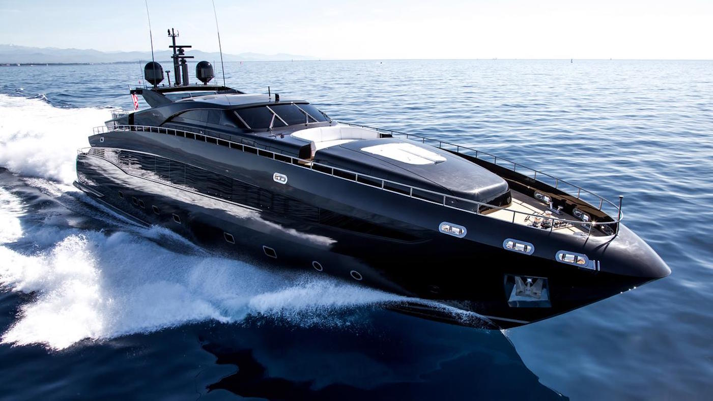 Yacht ABILITY Baglietto CHARTERWORLD Luxury Superyacht